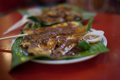 Sambal Stingray from Adam Road Food Centre | by Abstract Gourmet