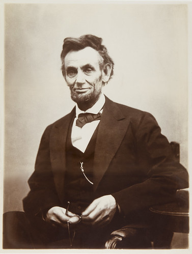 Abraham Lincoln | by Archives New Zealand