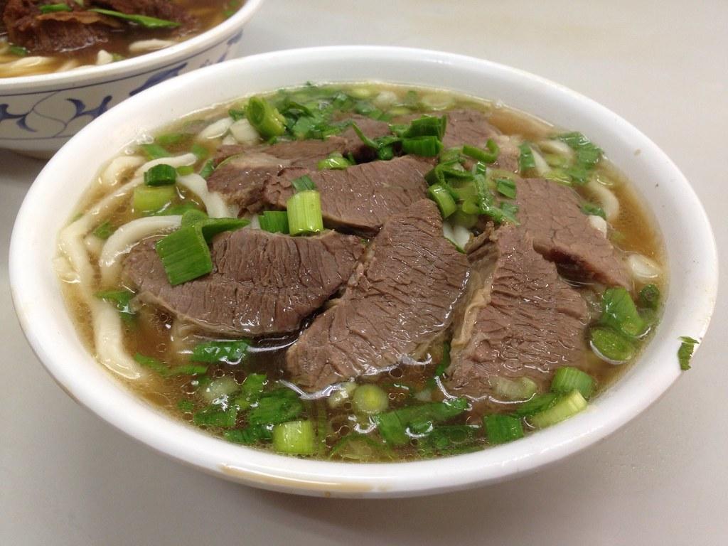 清燉牛肉麵, 劉山東牛肉麵, 劉山東小吃店, 台北
