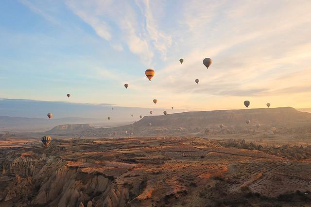 Göreme, Cappadocia (Kapadokya, Turkey) 1009