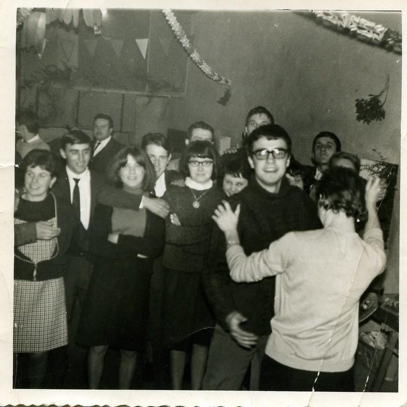 Fête des jeunes à Condorcet 1964
