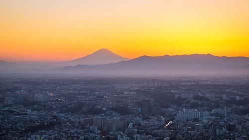 sunset japan landscape cityscape 日本 神奈川県 横浜ランドマークタワー kanagawaprefecture スカイガーデン