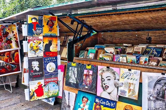 Bookstore - Paris