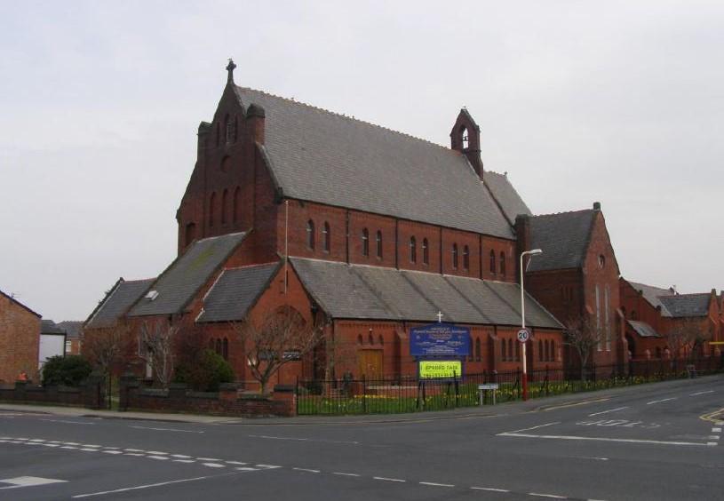 Merseyside SOUTHPORT St Luke