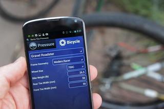 tire pressure   by BikeTinker