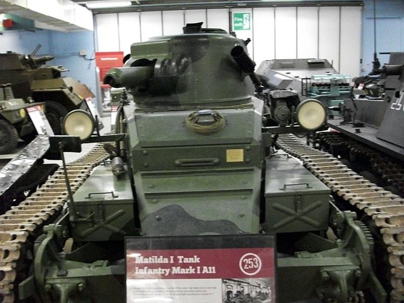 Matilda Mk I (1)