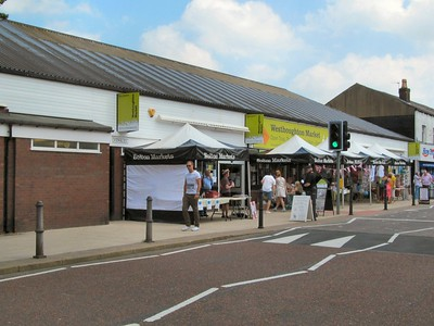 1940s Day Westhoughton Market - 6 July 2013