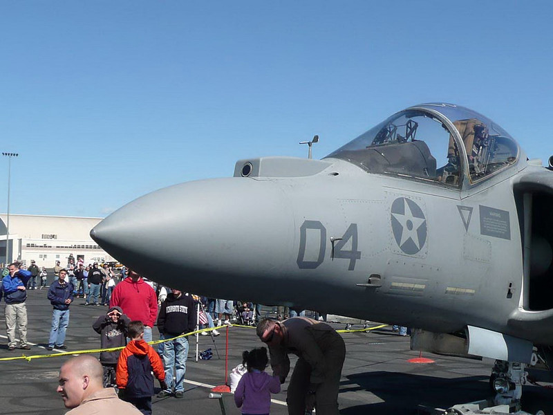 McDonnell AV-8B Harrier II Plus(2)