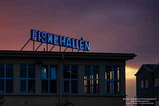 Fiskehallen vs Sunset | by The Autodidact Photographer