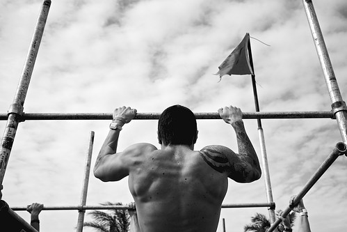 Pull-Up Contest | by Aaron Guy Leroux