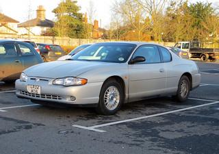 2002 Chevrolet Monte Carlo 3.4 | by Spottedlaurel