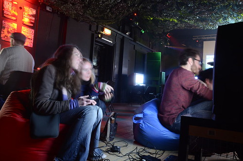 8bit Lounge at the Hare and Hounds