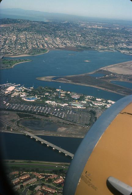 San Diego Departure