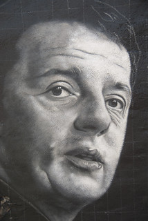 Matteo Renzi, painted portrait DDC_9967 | by Abode of Chaos