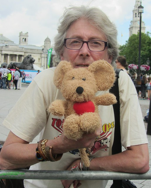 Teddy and friend