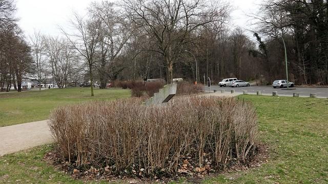 1968-2014 Berlin-O. Heinzelmännchen von Werner Richter Bronze Treptower Park Bulgarische Straße/Puschkinallee in 12435 Treptow
