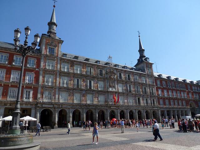Plaza Mayor - Madrid, Spain