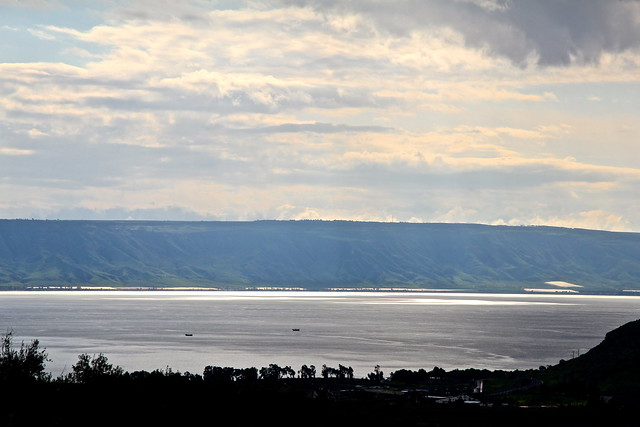 Galilee Sea