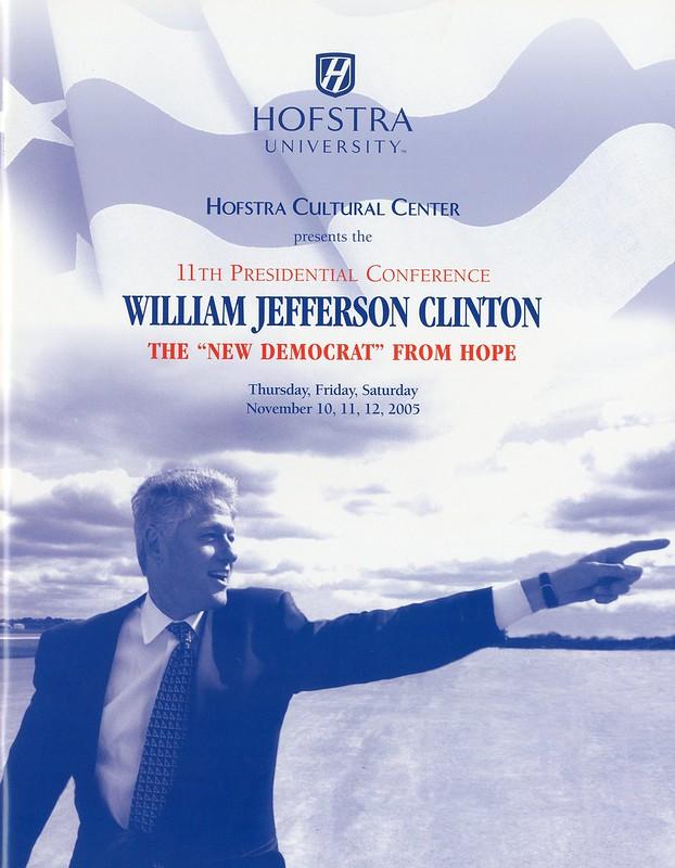 William Jefferson Clinton: The