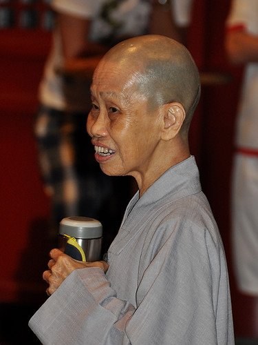 Singapore - Buddhist Nun Portrait | by Drriss & Marrionn