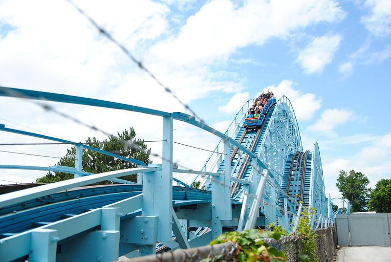 Blue Streak - Cedar Point