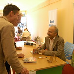 George Galloway book signing |