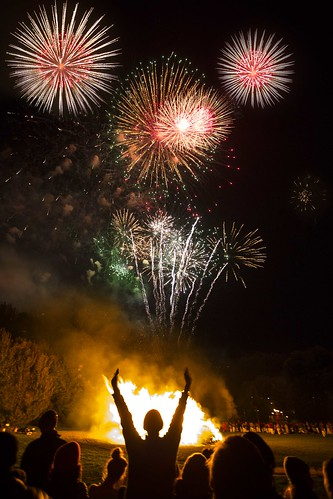 Lewes Bonfire night | by guyprince