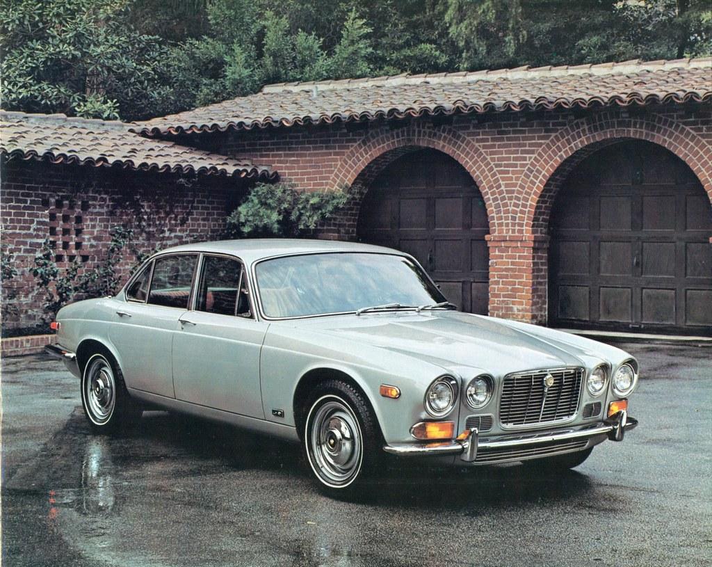 1971 Jaguar XJ6 Sedan   coconv   Flickr