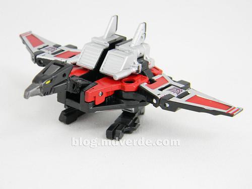 Transformers Laserbeak Masterpiece - modo condor   by mdverde