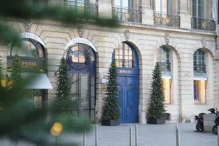 Place Vendôme at Christmas | by Farfelue