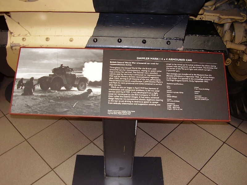 Daimler Armoured Car Mk I (12)