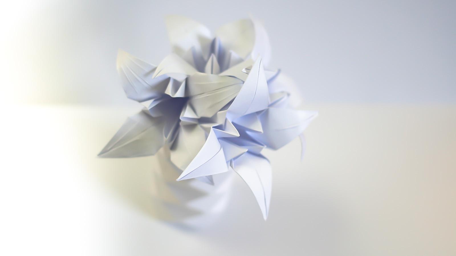 ดอกลิลลี่กับแจกันสีขาว 005