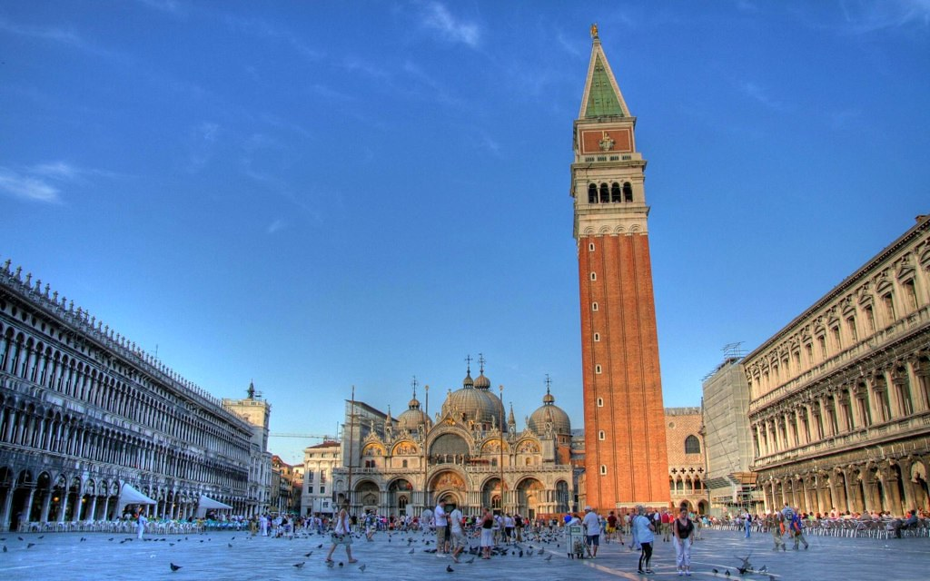 Image result for St. Mark's Square Piazza