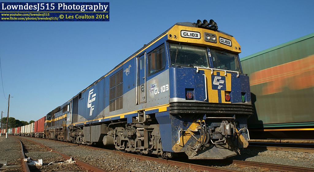 GL103 & C501 at Maroona by LowndesJ515