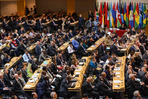 Opening session of the 103rd Session of the International Labour Conference