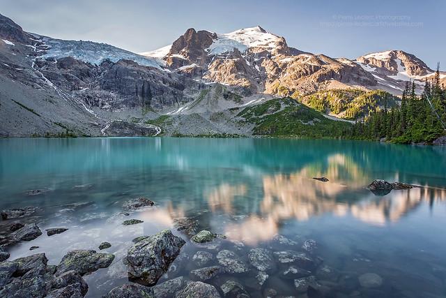 Mountain Lake Reflection 2