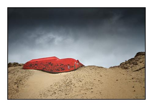 Le bunker rouge