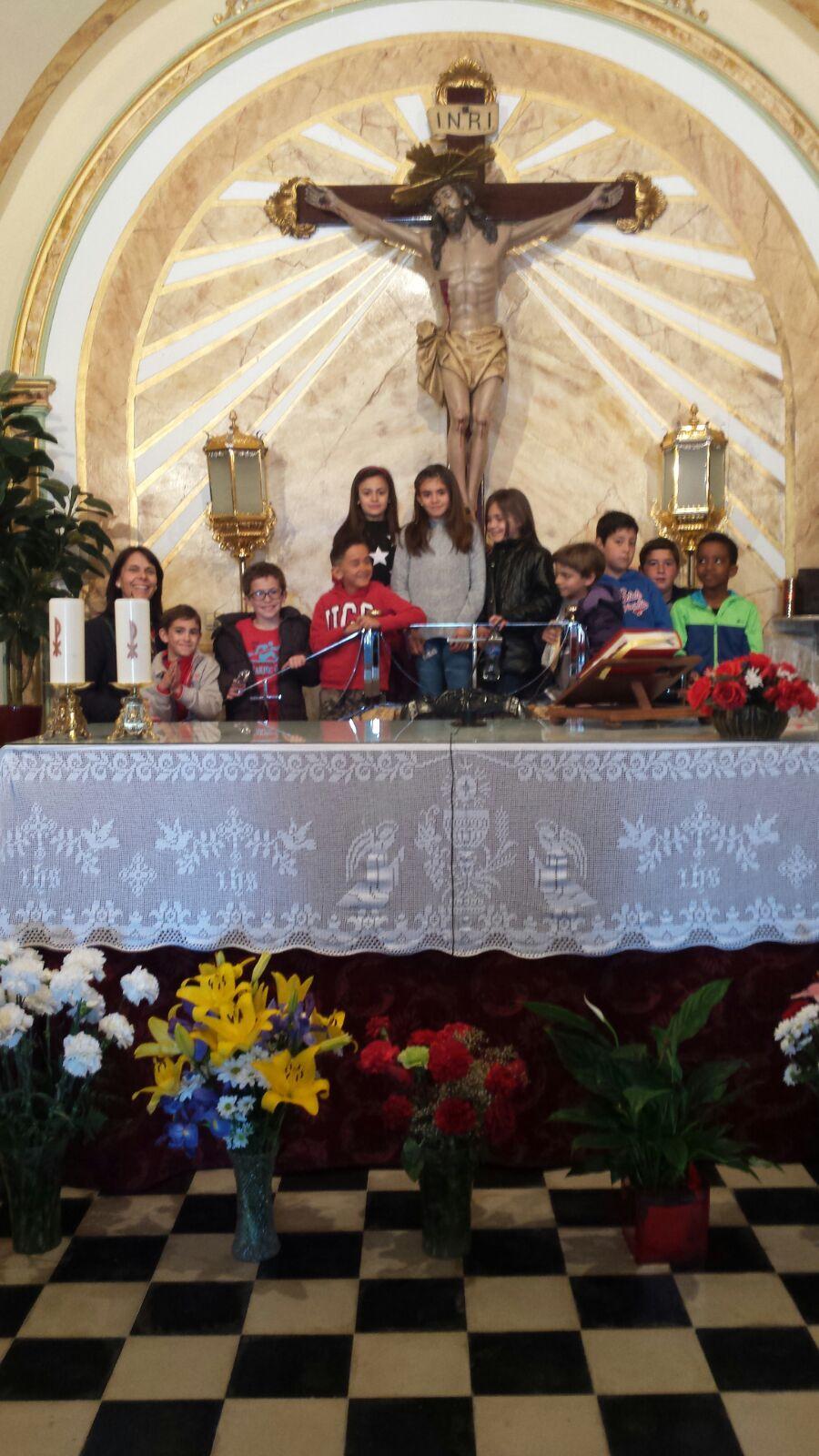 (2017-03-23) - aVisita ermita alumnos Laura, profesora religión Reina Sofia - Marzo -  María Isabel Berenguer Brotons (03)