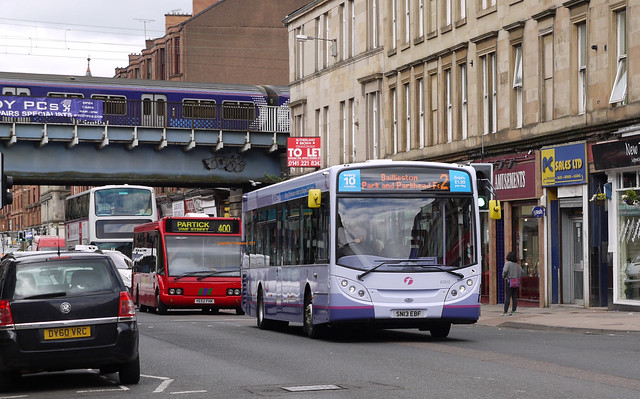 First Glasgow 67810 (SN13EBF)