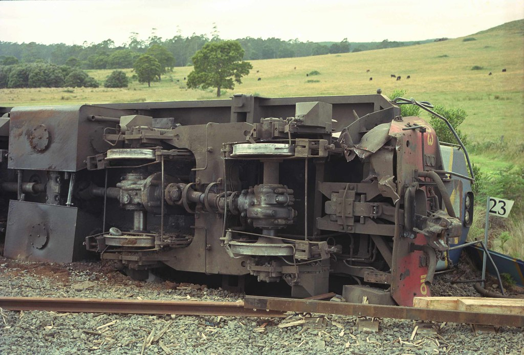 ebr-derailment-highclere-1103 by ebr1 in the pilbara