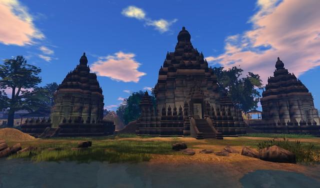 най-големият будистки храм в света
