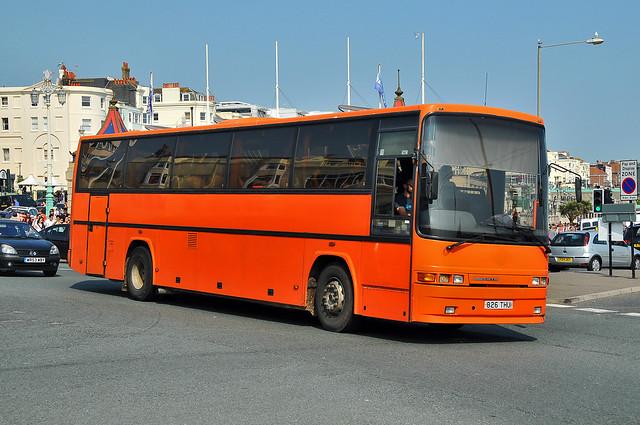 826 THU Rigby's Executive Coaches,Accrington