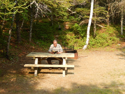 Thomas Raddall Provincial Park - even lezen voordat we weg gaan