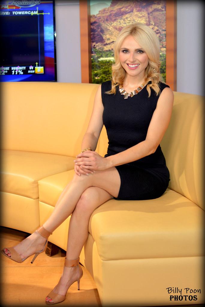 Kristy Siefkin Fox 10 KSAZ   Fox 10 Weather Anchor / Feature…   Flickr