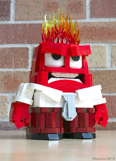 LEGO Anger | by MacLane