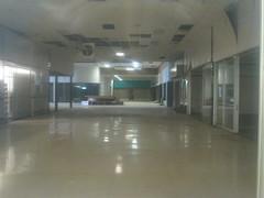 Former Bradford Mall