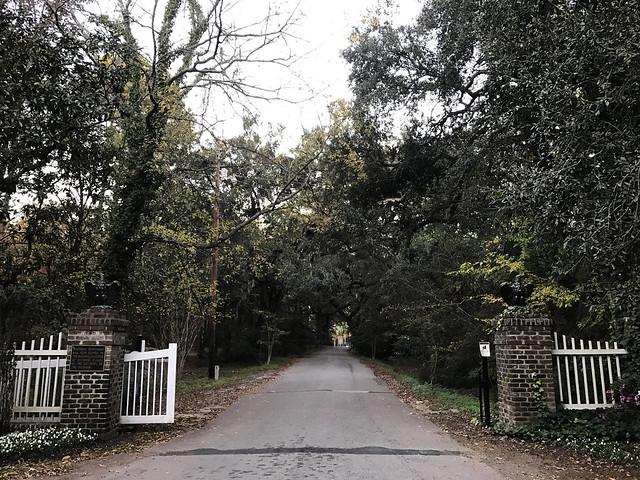 Entrance to Magnolia Gardens