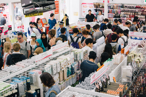 Daiso Harajuku | by Dick Thomas Johnson