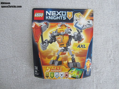 Lego Nexo Knights 70365 p1