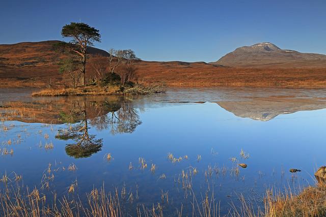 Loch Awe Reflections.